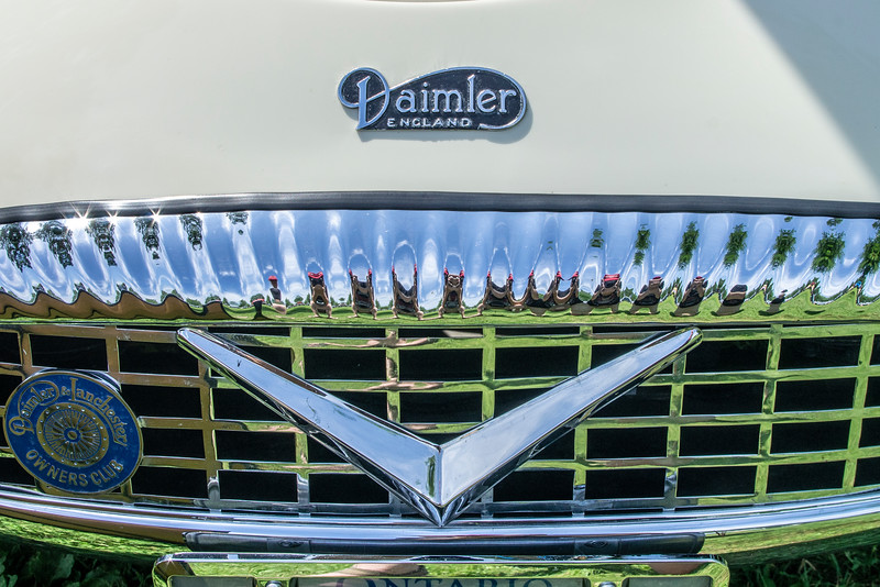 1960 Daimler Dart SP250