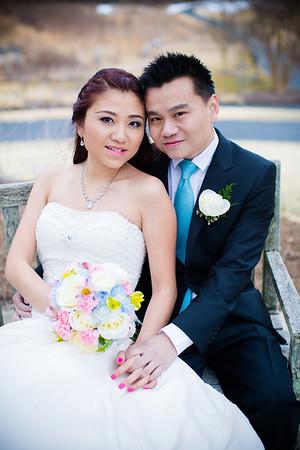 Amy & Cuong