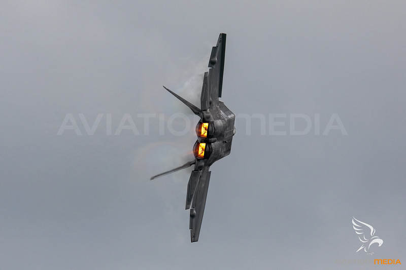 United States - US Air Force (USAF)   Lockheed Martin F-22A Raptor   03-4047