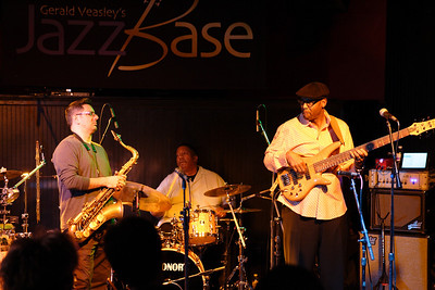 2014 Berks Jazz Festival - Gerald Veasley's Midnight Jam - 3-28-14