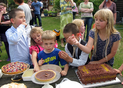 Eli's Family Celebration