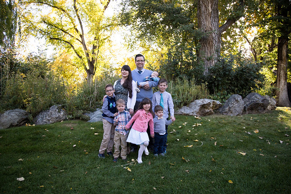 Harris Family 2017
