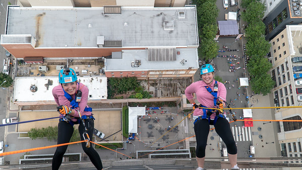 2018 Over the Edge Raleigh