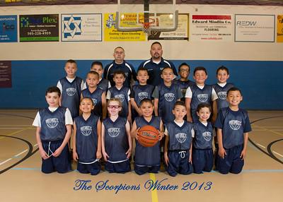 35. Scorpions Basketball