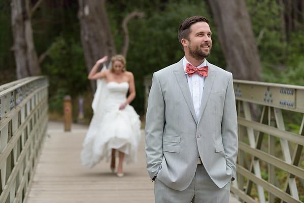 Amanda and TJ (Engagement / Bridal Photography) @ Fitzgerald Marine Reserve, Moss Beach, California
