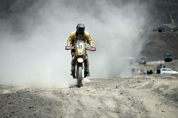 Dakar 2012 Peru
