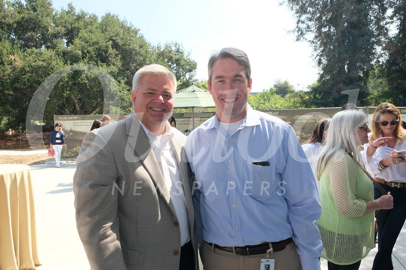 Chip McCorkle and Joel Shirbroun