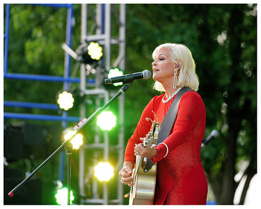 Lorrie Morgan  Gas City Concerts in the Park  6-4-19