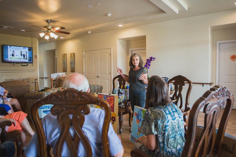Grace Village Storyteller - July 27 2017