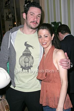 Sam Talbot and Chef Nikki Cascone