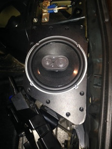 1994 Nissan 300ZX Rear Speaker Installation - USA