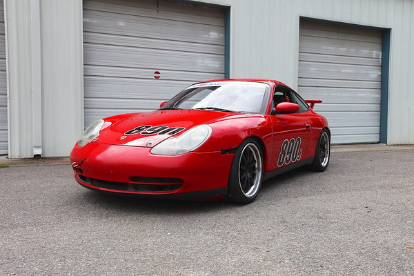 SOLD: '00 Porsche 996 J-Class Race Car