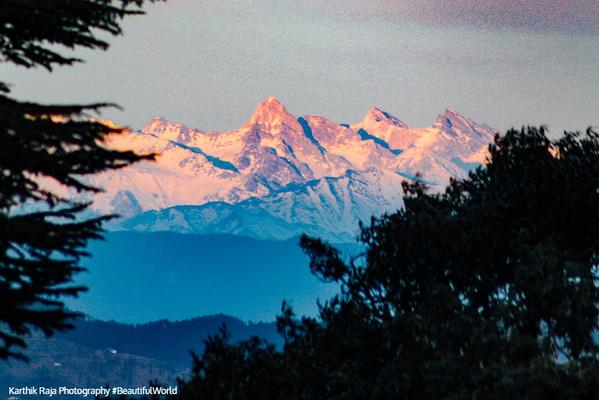 Shimla, Chail, Kufri, Parwanoo, Himachal Pradesh