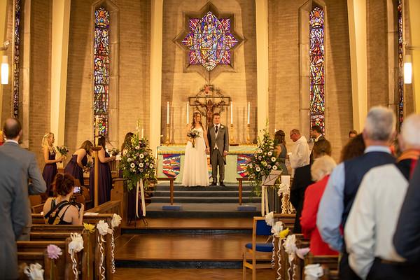 Simon and Ellie Ceremony