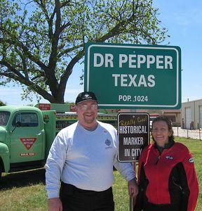 Dr. Pepper Ride to Dublin