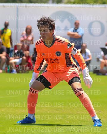 Inter Academy U17's 5-1-21