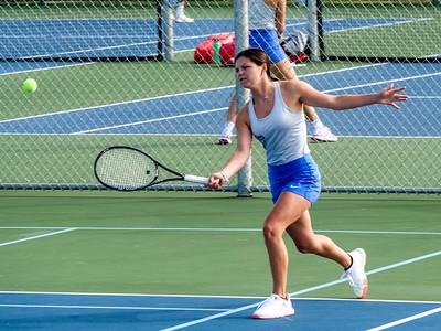 Girls Tennis vs Eden Prarie
