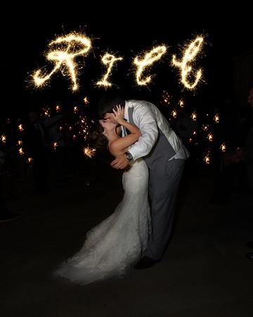 Katelyn and Josh Rice 10/14/17