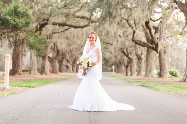 A Classic Southern Bride