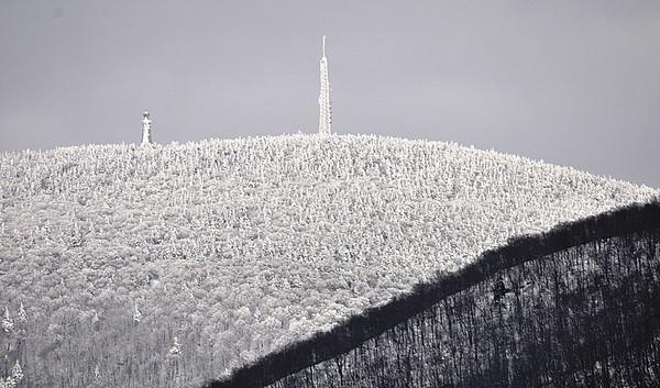 Summit of Mt. Greylock