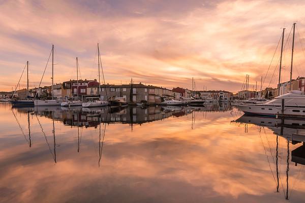 Cité lacustre de Port Grimaud
