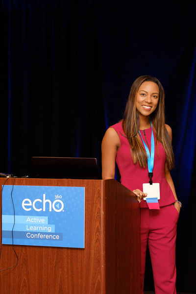 Echo360 Active Learning Conference-Dallas 2017