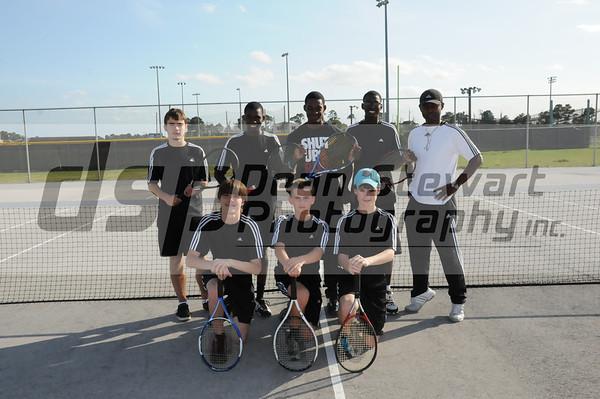 Bayside Boys tennis vs Palm Bay