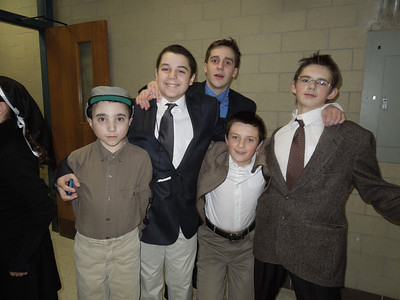 Sound of Music Backstage