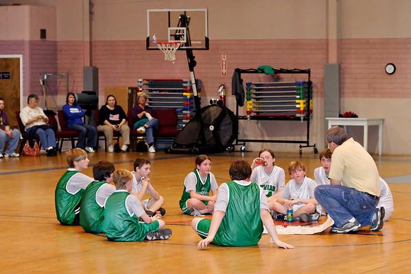 Upward Basketball, January 24, 2009
