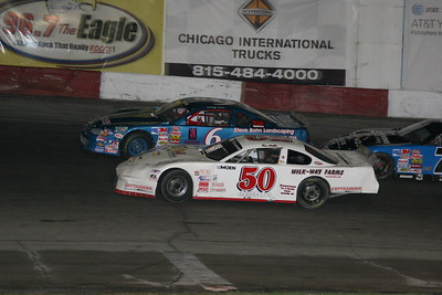 National Short Track Championship, Rockford Speedway, Loves Park, IL, September 24, 2006