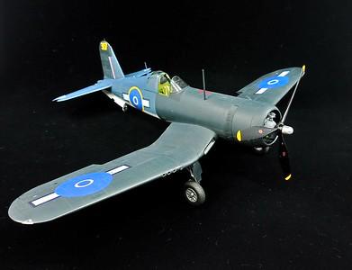 F4U-1A Corsair RNZAF