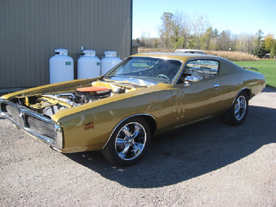 71 Dodge Charger R/T
