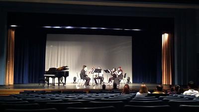 Apr 13, 2013 SCSBOA Solo & Small Ensemble Festival