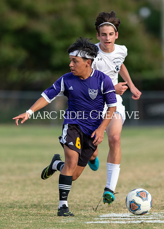Broughton soccer vs Millbrook. October 7, 2019. D4S_5667