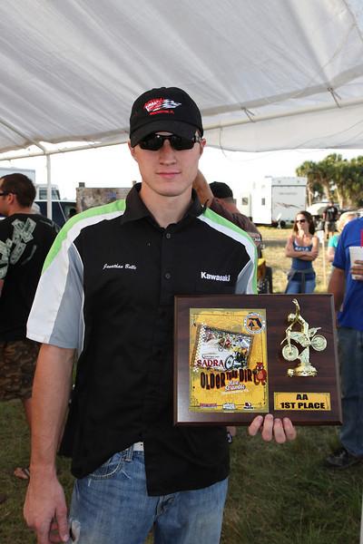Jonathan Belle, 1st AA