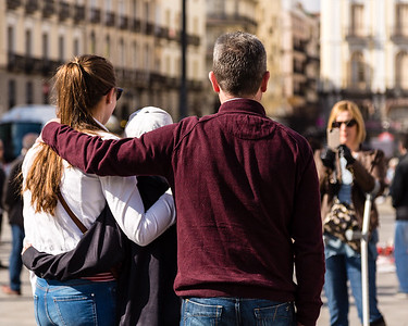 Madrid Street Photography