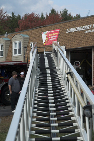 Londonderry Fire Open House Fall 2010