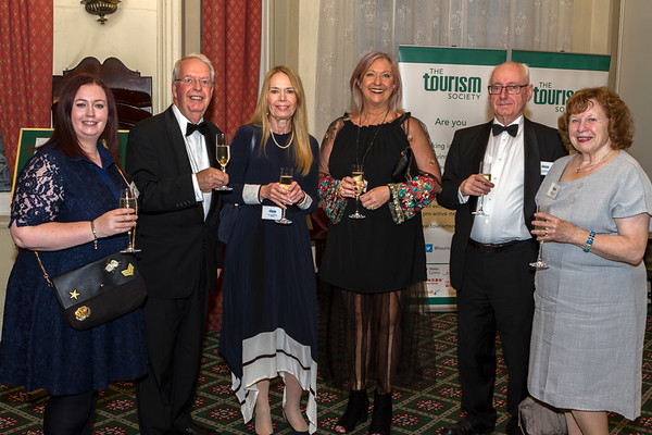 Tourism Society Annual President's Dinner 2018