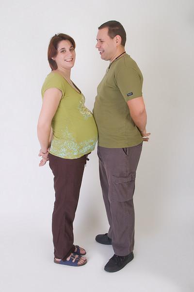 Zwangerschapsshoots