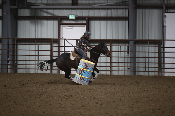 March Madness Barrel Race 5 March 2021