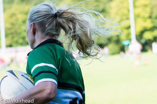 Delft Dames vs Bassets Dames - 11 October 2015
