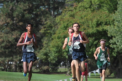 Boys Green HS - 2018 Auto Owners Spartan Invitational XC
