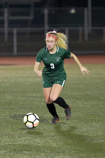Tigard Girls Varsity Soccer vs Lake Oswego HS