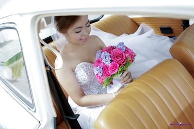 Anthony ♥ Grace Wedding