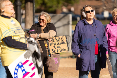 2020 Tyler Women's Right's March by Maria Hernandez & Jessica Payne