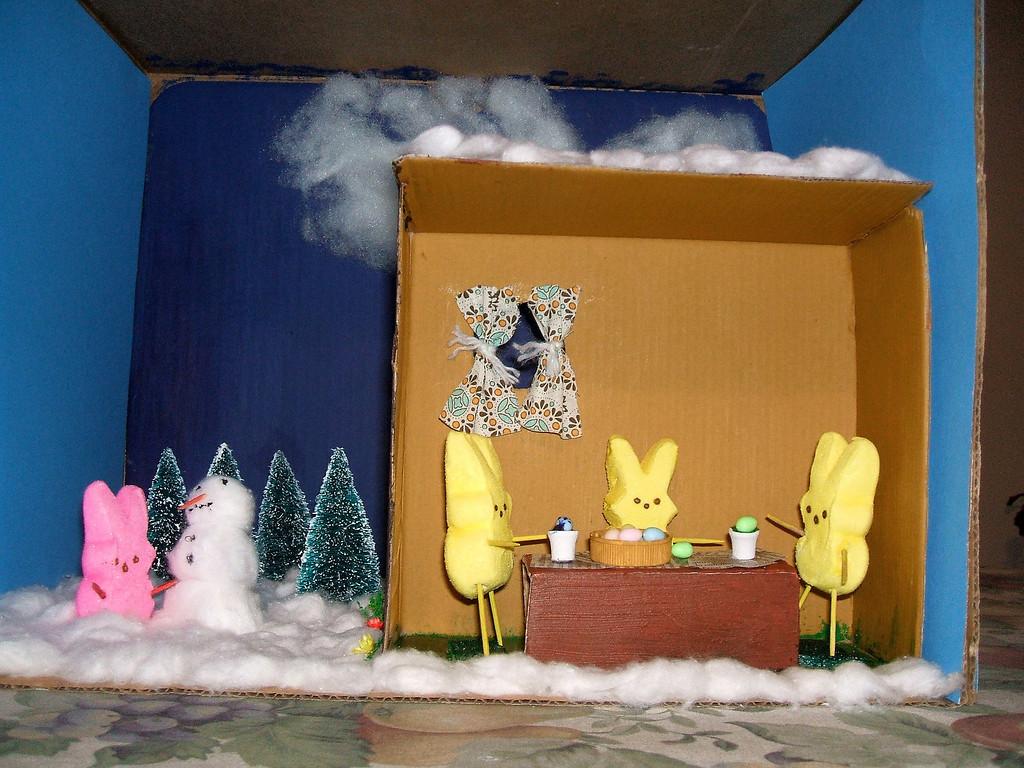. Peeps Colorado Easter, Karen Freml, age: 63