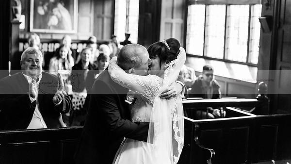 Tracey & Nigel wedding