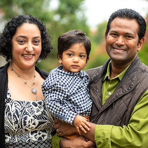 Divya & Kishan's Family Portraits & Headshots Quick Picks