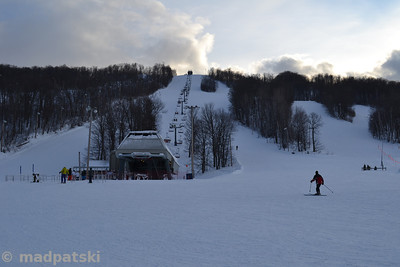 Mont Avila : 10 février 2014