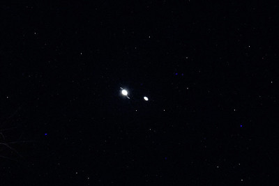 The Great Conjunction of Saturn and Jupiter (2020-12-22)